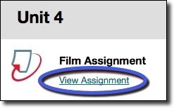 View Assignment, circled.