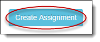 Create Assignment button
